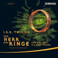 Der Herr der Ringe. Zweiter Teil: Die zwei Türme (MP3-Download) - Tolkien, J.R.R.