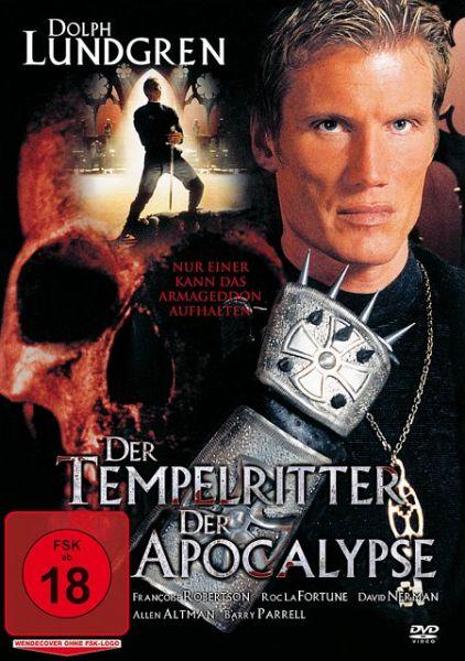 der tempelritter der apocalypse auf dvd portofrei bei b. Black Bedroom Furniture Sets. Home Design Ideas