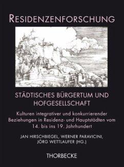 Städtisches Bürgertum und Hofgesellschaft