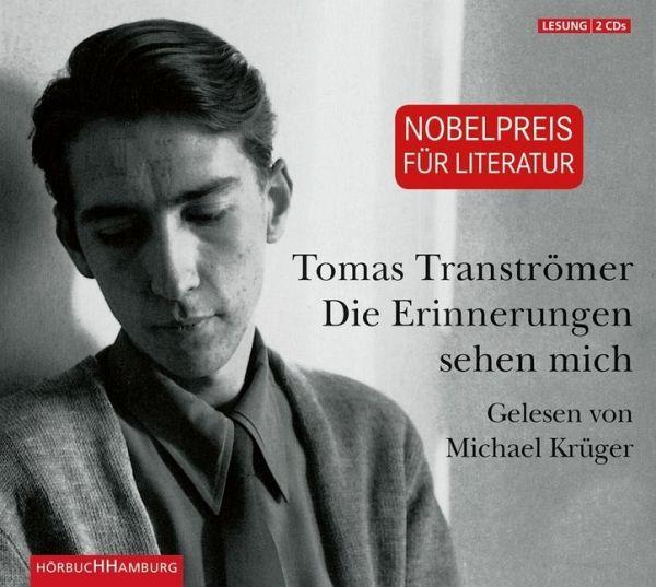 Die Erinnerungen sehen mich, 2 Audio-CDs - Tranströmer, Tomas