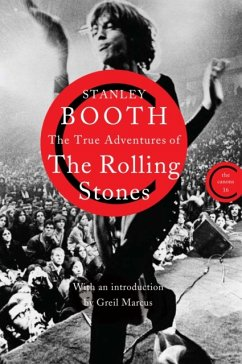 The True Adventures of the Rolling Stones - Booth, Stanley