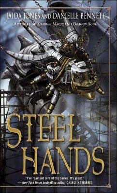 Steelhands - Jones, Jaida; Bennett, Danielle
