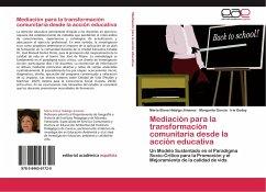 Mediación para la transformación comunitaria desde la acción educativa