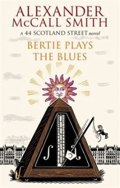 Bertie Plays the Blues - Smith, Alexander McCall