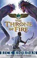 The Kane Chronicles 02. The Throne of Fire - Riordan, Rick