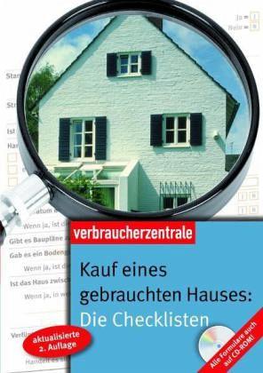 Kauf Eines Gebrauchten Hauses : kauf eines gebrauchten hauses die checklisten m cd rom ~ Lizthompson.info Haus und Dekorationen