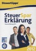 Steuer-Spar-Erklärung 2012