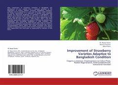Improvement of Strawberry Varieties Adaptive to Bangladesh Condition