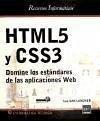 HTML5 Y CSS3. DOMINE LOS ESTANDARES DE LAS APLICACIONES WEB