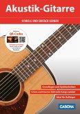 Akustik Gitarre, m. Audio-CD u. DVD