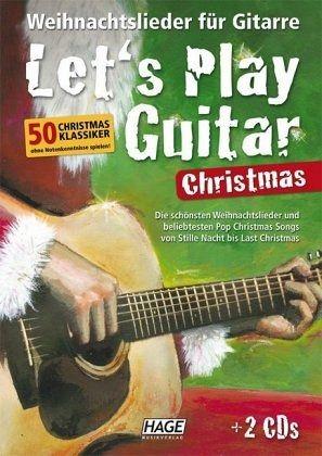 let 39 s play guitar christmas m 2 audio cds. Black Bedroom Furniture Sets. Home Design Ideas