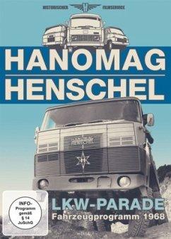 Hanomag Henschel LKW-Parade, 1 DVD
