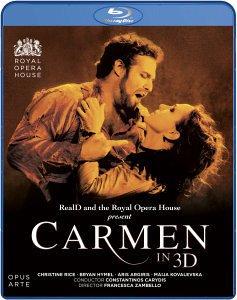 Carmen In 3d - Carydis/Rice/Hymel/Argiris