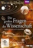 Die großen Fragen der Wissenschaft - Macht, Beweise und Leidenschaft (2 Discs)