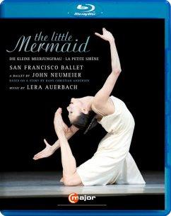The Little Mermaid-Die Kleine Meerjungfrau - Neumeier/San Francisco Ballett