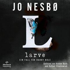 Die Larve / Harry Hole Bd.9 (MP3-Download) - Nesbø, Jo
