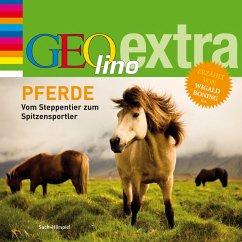 Pferde - Vom Steppentier zum Spitzensportler - (MP3-Download) - Nusch, Martin
