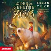 Der geheime Zoo Bd.1 (Audio-CD)