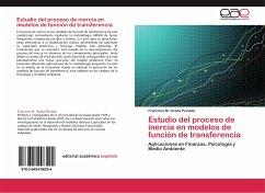 Estudio del proceso de inercia en modelos de función de transferencia - Ocaña Peinado, Francisco M.