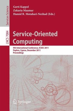 Service Oriented Computing