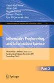 Informatics Engineering and Information Science, Part II