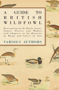 A Guide to British Wildfowl - Descriptions of the Ducks, Geese, Swans, Plovers and Waders with Chapters on the Question of Range and Choice of Gun
