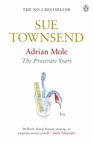 Adrian Mole The Prostrate Years von Sue Townsend  englisches Buch  buecher de