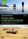 Russland – Land der Extreme / 360°-Geo-Reportage DVD-Box