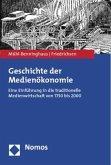 Geschichte der Medienökonomie