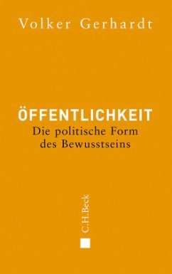 Öffentlichkeit - Gerhardt, Volker