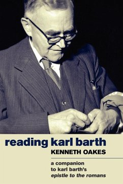 Reading Karl Barth - Oakes, Kenneth
