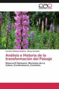 Análisis e Historia de la transformación del Paisaje