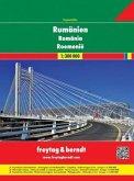 Superatlas Roemenie; Superatlas Roumanie; Superatlante Romania