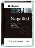 Menge-Bibel, 1 CD-ROM / Bibelausgaben