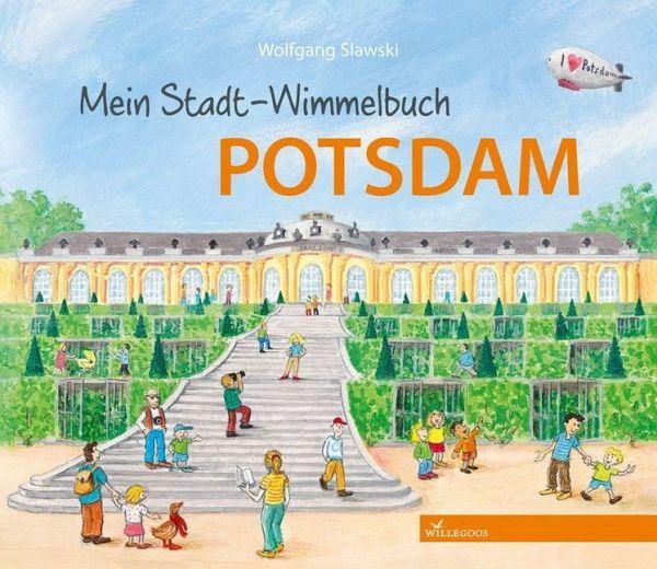 Mein Stadt-Wimmelbuch Potsdam - Slawski, Wolfgang