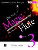 Die neue Magic Flute, m. Audio-CD