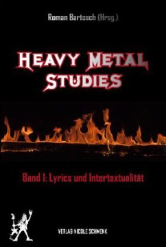Heavy Metal Studies