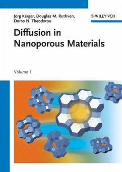 Diffusion in Zeolites and Other Microporous Solids. 2 Bände - Kärger, Jörg; Ruthven, Douglas M.; Theodorou, Doros N.