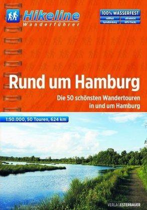 Hikeline Rund Um Hamburg 1 50 000 Buch