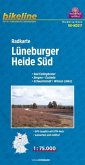 Bikeline Radkarte Lüneburger Heide Süd
