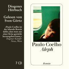 Aleph, 7 Audio-CD - Coelho, Paulo
