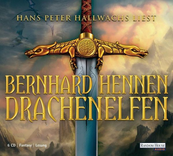 Drachenelfen Bd.1 (MP3-Download) - Bernhard Hennen