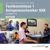 Fachkenntnisse 1 Anlagenmechaniker SHK, 1 CD-ROM