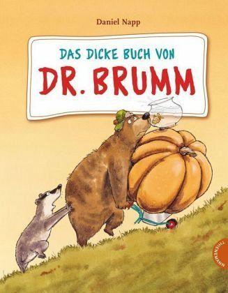 Das dicke Buch von Dr. Brumm - Napp, Daniel