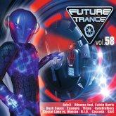 Future Trance, 2 Audio-CDs. Vol.58