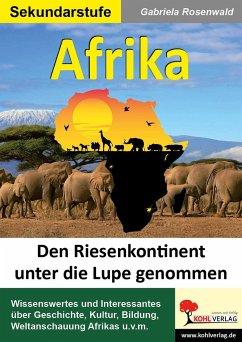 Afrika - Rosenwald, Gabriela