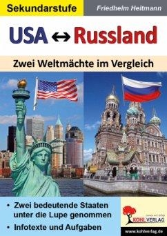 USA - Russland - Heitmann, Friedhelm