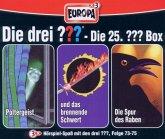 Die drei Fragezeichen Folgen 73-75 / Die drei Fragezeichen-Box 25 (3 Audio-CDs)