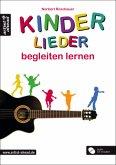 Kinderlieder begleiten lernen, m. Audio-CD