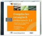 Evangelisches Gesangbuch elektronisch, Update auf Version 3.1, 1 CD-ROM